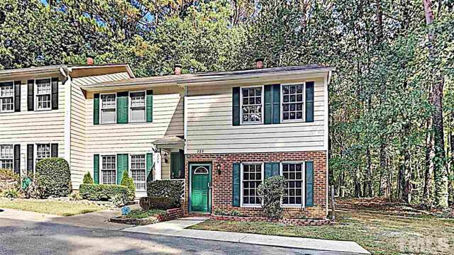 729 Charleston Road #729, Raleigh, NC 27606 (#2284123) :: The Perry Group