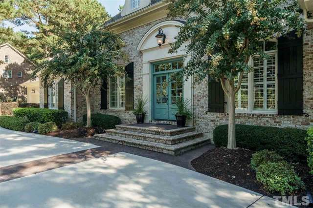 1309 Colonial Club Road, Wake Forest, NC 27587 (MLS #2284151) :: Elevation Realty