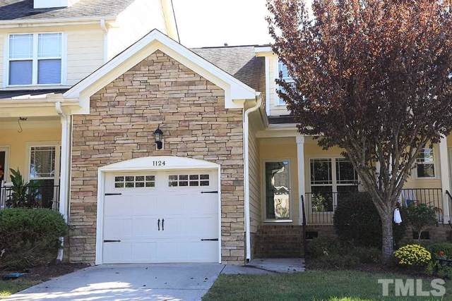 1124 Willowgrass Lane, Wake Forest, NC 27587 (#2284165) :: Morgan Womble Group