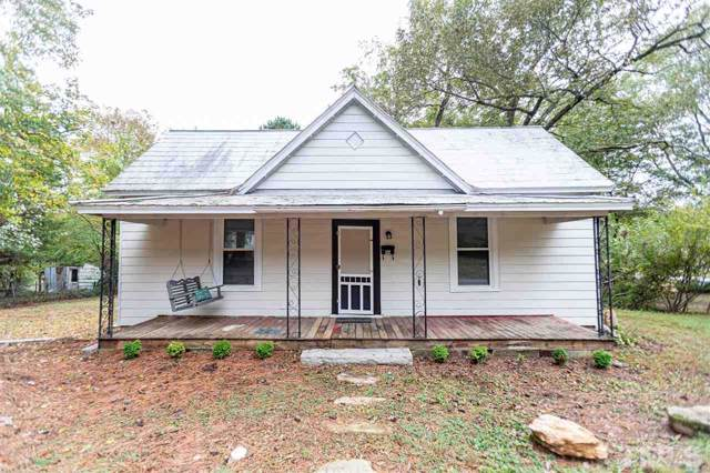 104 Cooke Street, Franklinton, NC 27525 (MLS #2284167) :: The Oceanaire Realty