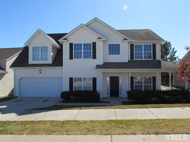2218 Flowing Drive, Raleigh, NC 27610 (#2284177) :: Morgan Womble Group
