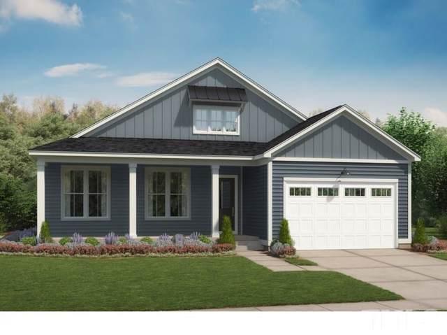 4109 Cool Oaks Drive Lot 3, Apex, NC 27513 (#2284183) :: Morgan Womble Group