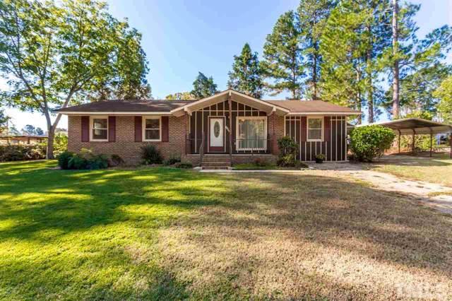 1101 W Pope Street, Benson, NC 27504 (#2284201) :: Dogwood Properties
