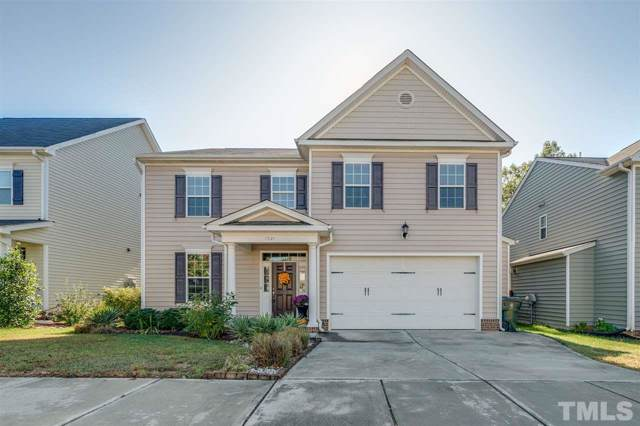 1521 The Arts Drive, Raleigh, NC 27603 (#2284224) :: Morgan Womble Group