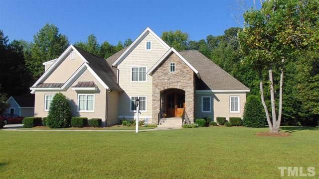 436 Duck Pond Road, Nashville, NC 27856 (#2284250) :: The Beth Hines Team
