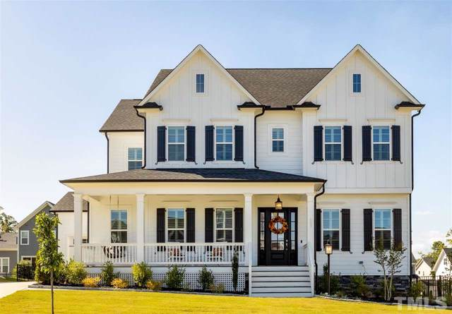 101 Splendid Oak Court, Holly Springs, NC 27540 (#2284257) :: Rachel Kendall Team