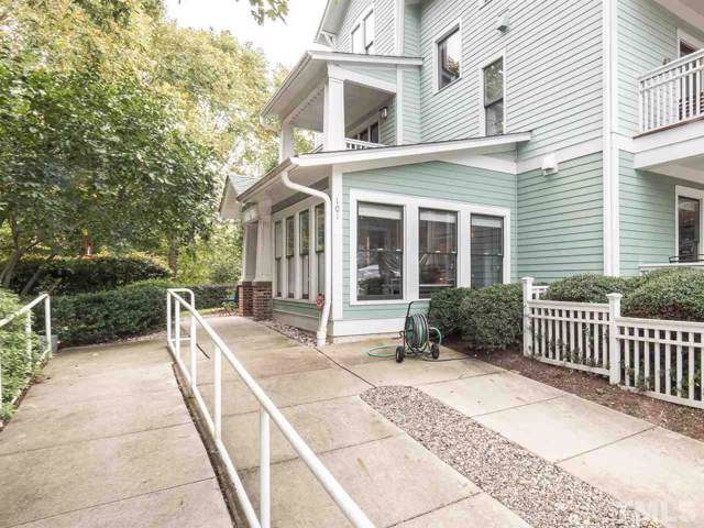 613 W Cabarrus Street #101, Raleigh, NC 27603 (#2284294) :: RE/MAX Real Estate Service