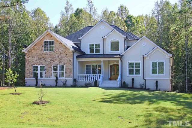 55 Doe Crossing Drive, Louisburg, NC 27549 (#2284315) :: Dogwood Properties