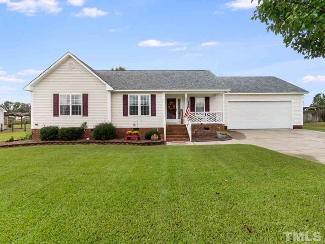 245 Water Oak Drive, Smithfield, NC 27577 (#2284325) :: The Perry Group
