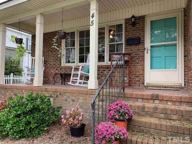 45 W Cutts Street, Angier, NC 27501 (#2284363) :: Dogwood Properties