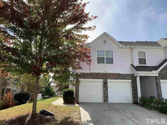 412 Bartlett Circle, Hillsborough, NC 27278 (#2284365) :: Dogwood Properties
