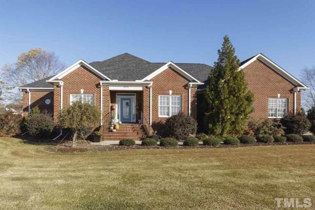 815 Miller Road, Benson, NC 27504 (#2284387) :: Sara Kate Homes