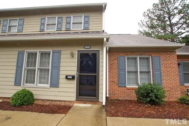 2602 Hitchcock Drive, Durham, NC 27705 (#2284404) :: Dogwood Properties