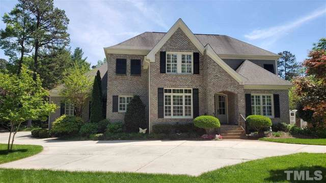 4401 Harbourgate Drive, Raleigh, NC 27612 (#2284407) :: The Perry Group