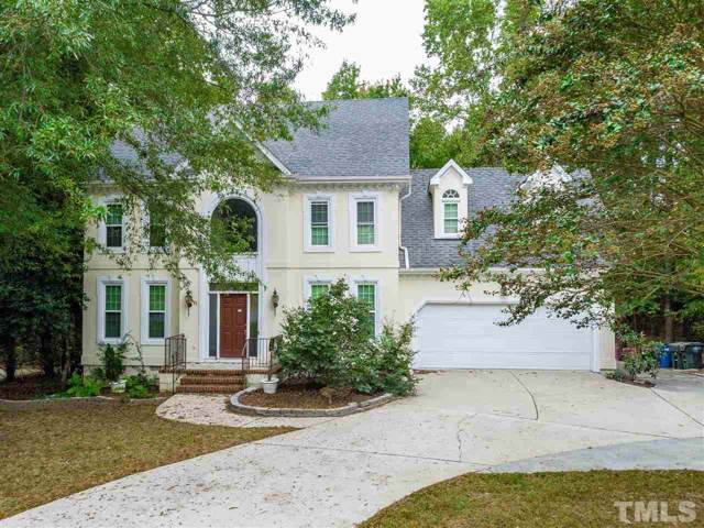 100 Reedham Way, Raleigh, NC 27615 (#2284418) :: Raleigh Cary Realty