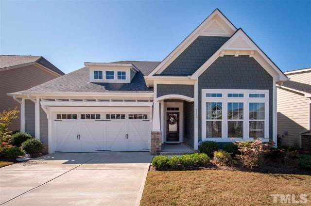 213 Lucky Ribbon Lane, Holly Springs, NC 27540 (#2284454) :: The Jim Allen Group