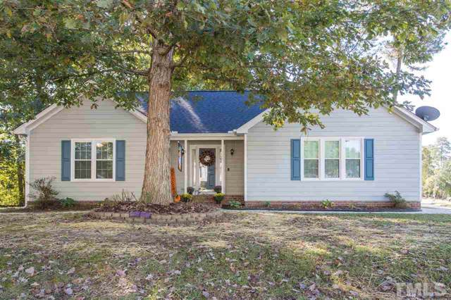 509 Somersworth Drive, Knightdale, NC 27545 (#2284455) :: Real Estate By Design
