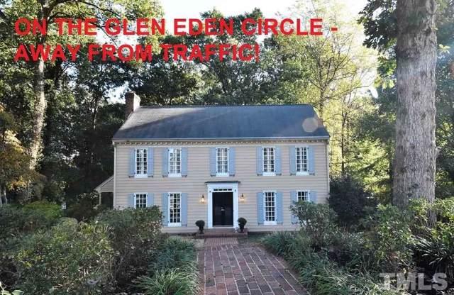 1312 Glen Eden Drive, Raleigh, NC 27612 (#2284468) :: Marti Hampton Team - Re/Max One Realty