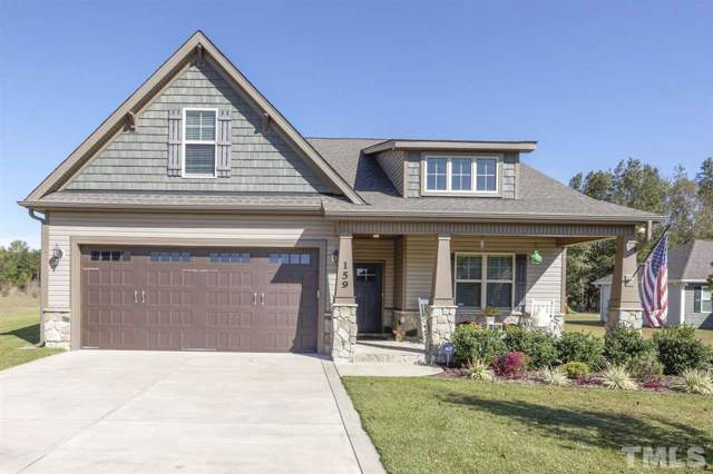 159 Torchie Drive, Selma, NC 27576 (#2284487) :: Raleigh Cary Realty