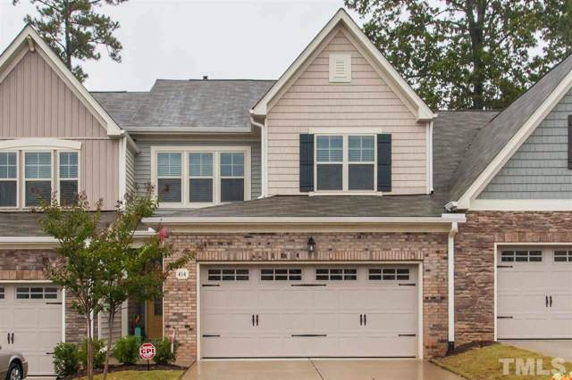 414 Piazza Way, Wake Forest, NC 27587 (#2284490) :: The Jim Allen Group