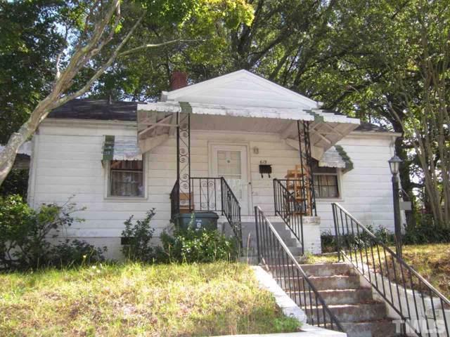 619 Bernice Street, Durham, NC 27703 (#2284492) :: The Jim Allen Group