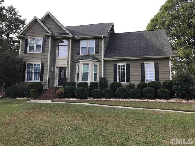 5801 Enchanted Creek Circle, Knightdale, NC 27545 (#2284498) :: The Jim Allen Group