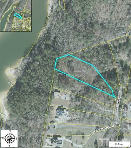 Lot B1 Wild Fox Run, Manson, NC 27553 (#2284529) :: Real Estate By Design