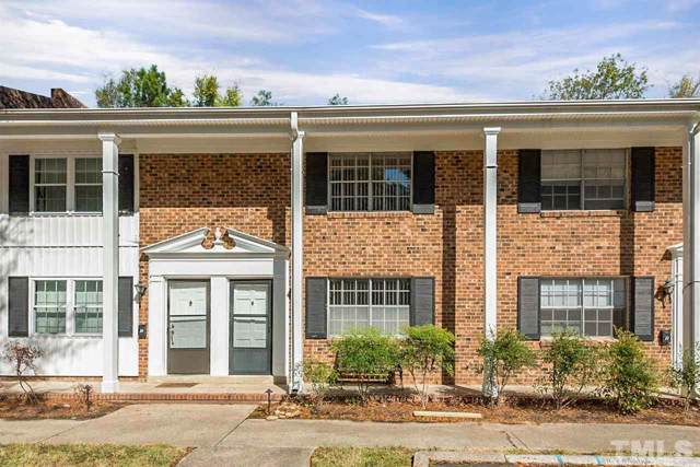 1002 Willow Drive #13, Chapel Hill, NC 27514 (#2284530) :: The Perry Group