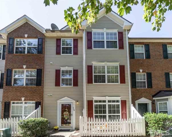 8650 Neuse Landing Lane #110, Raleigh, NC 27616 (#2284541) :: M&J Realty Group