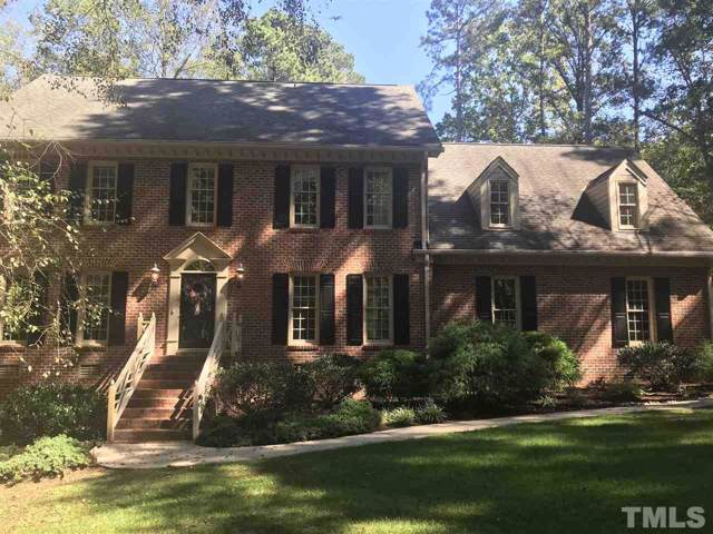 4913 Kundinger Court, Raleigh, NC 27606 (#2284543) :: M&J Realty Group