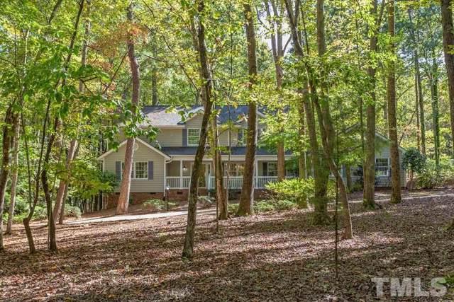 61 Cedar Hills Circle, Chapel Hill, NC 27514 (#2284544) :: RE/MAX Real Estate Service