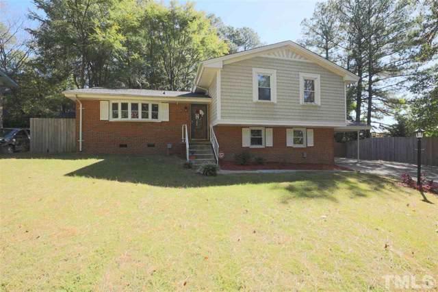 3118 Huntleigh Drive, Raleigh, NC 27604 (#2284545) :: M&J Realty Group