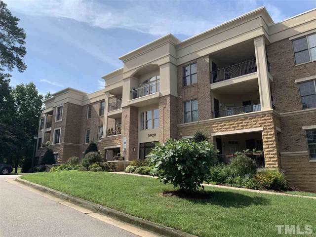 3920 Essex Garden Lane #103, Raleigh, NC 27612 (#2284547) :: Real Estate By Design