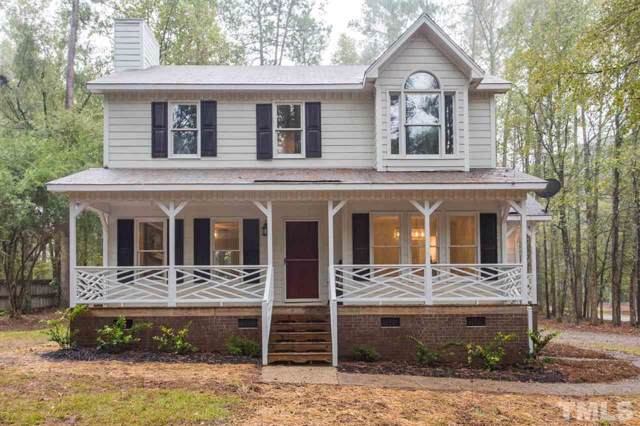 2101 Whispering Pines Drive, Clayton, NC 27520 (#2284562) :: Raleigh Cary Realty