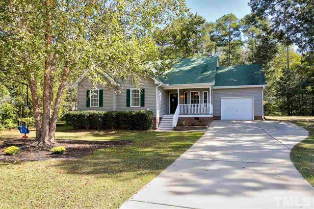 135 Mooney Drive, Fuquay Varina, NC 27526 (#2284567) :: Sara Kate Homes