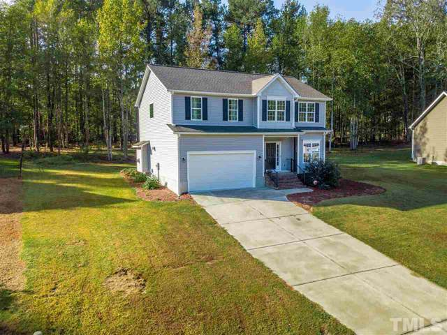 104 Bluegrass Drive, Oxford, NC 27565 (#2284575) :: The Jim Allen Group