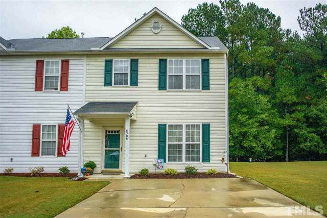 8306 Aspen Mountain Court, Raleigh, NC 27616 (#2284583) :: Raleigh Cary Realty