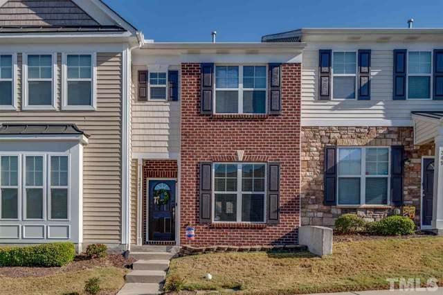 100 Stratford Lakes Drive #347, Durham, NC 27713 (#2284587) :: Sara Kate Homes
