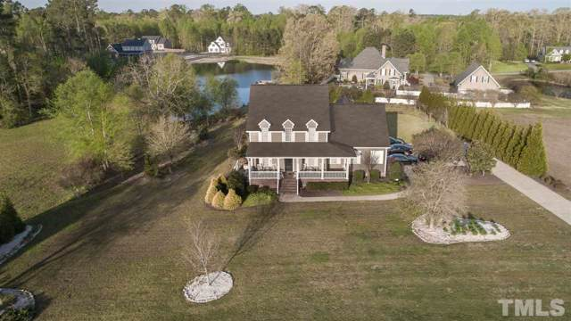 1011 Duckpond Road, Nashville, NC 27856 (#2284594) :: The Perry Group
