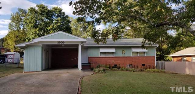 2909 Bardwell Road, Raleigh, NC 27604 (#2284595) :: The Perry Group