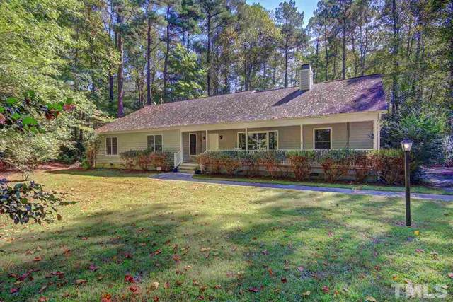 2211 Damascus Church Road, Chapel Hill, NC 27516 (#2284603) :: Marti Hampton Team - Re/Max One Realty