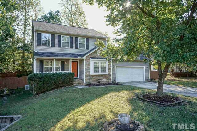 417 Mingocrest Drive, Knightdale, NC 27545 (#2284615) :: Marti Hampton Team - Re/Max One Realty