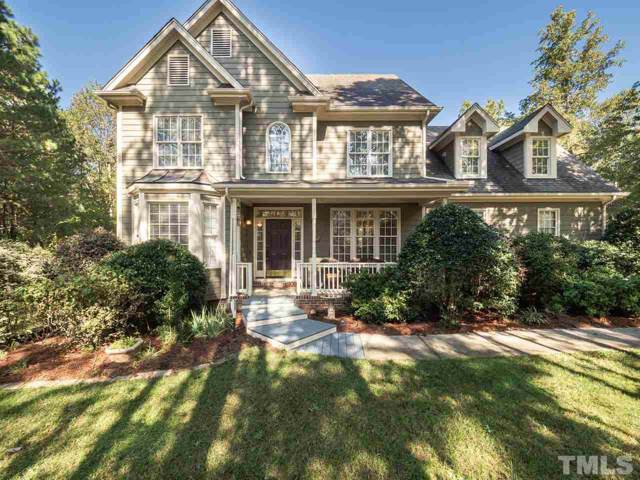 135 Woodcroft Drive, Youngsville, NC 27596 (#2284617) :: The Perry Group
