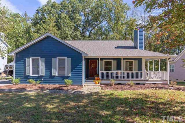 3133 Dixon Road, Durham, NC 27707 (#2284620) :: Marti Hampton Team - Re/Max One Realty
