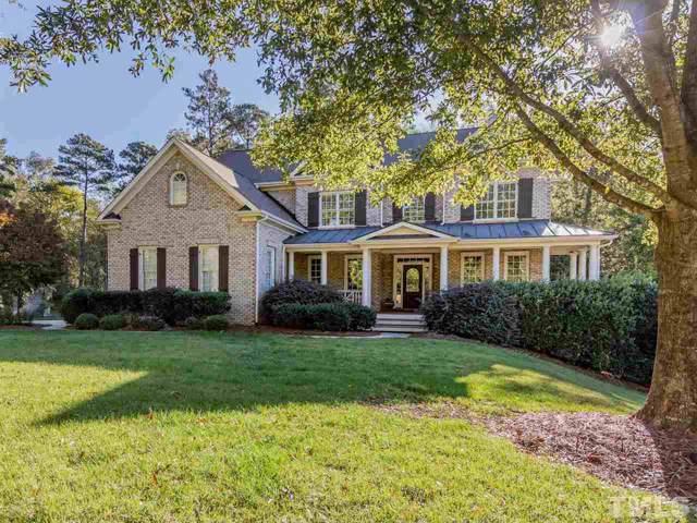 4109 Summer Brook Drive, Apex, NC 27539 (#2284623) :: Dogwood Properties