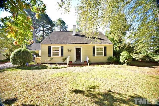 1504 E Pine Street, Goldsboro, NC 27530 (#2284627) :: Dogwood Properties