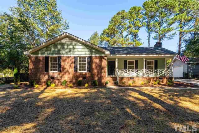 2832 Ringgold Drive, Apex, NC 27539 (#2284632) :: Dogwood Properties
