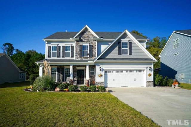 4097 Weavers Pond Drive, Zebulon, NC 27597 (#2284633) :: Dogwood Properties