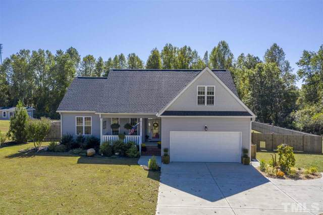 311 Baptist Grove Road, Fuquay Varina, NC 27526 (#2284634) :: Marti Hampton Team - Re/Max One Realty