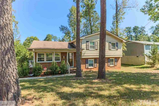 1416 Crabtree Boulevard, Raleigh, NC 27610 (#2284635) :: Marti Hampton Team - Re/Max One Realty